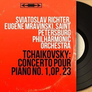 Sviatoslav Richter, Eugène Mravinski, Saint Petersburg Philharmonic Orchestra 歌手頭像