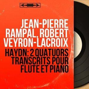 Jean-Pierre Rampal, Robert Veyron-Lacroix 歌手頭像