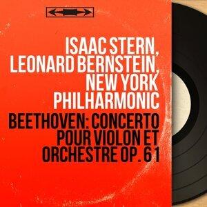 Isaac Stern, Leonard Bernstein, New York Philharmonic 歌手頭像
