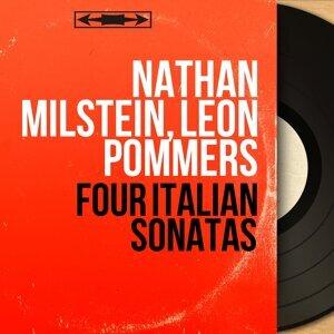 Nathan Milstein, Leon Pommers 歌手頭像