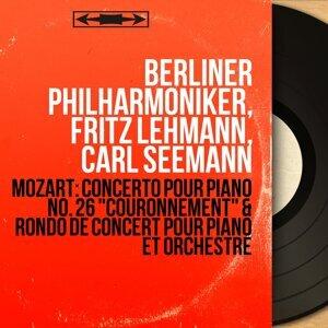 Berliner Philharmoniker, Fritz Lehmann, Carl Seemann 歌手頭像