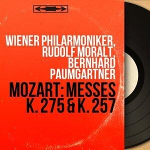 Wiener Philarmoniker, Rudolf Moralt, Bernhard Paumgartner 歌手頭像
