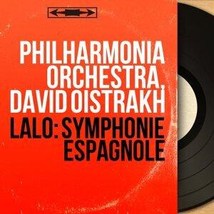 Philharmonia Orchestra, David Oïstrakh 歌手頭像