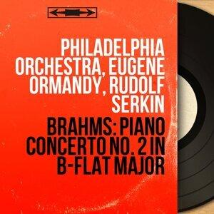 Philadelphia Orchestra, Eugene Ormandy, Rudolf Serkin 歌手頭像