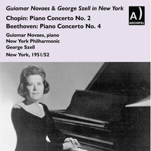 New York Philharmonic, George Szell, Guiomar Novaes 歌手頭像
