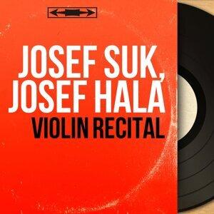 Josef Suk, Josef Hála 歌手頭像