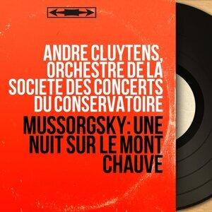 André Cluytens, Orchestre de la Société des concerts du Conservatoire 歌手頭像