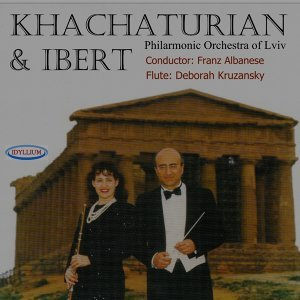 Franz Albanese, Philharmonic Orchestra of Lviv, Deborah Kruzansky 歌手頭像