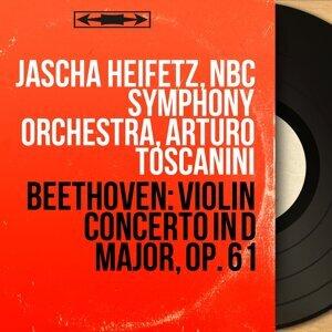 Jascha Heifetz, NBC Symphony Orchestra, Arturo Toscanini 歌手頭像