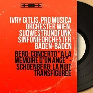 Ivry Gitlis, Pro Musica Orchester Wien, Südwestrundfunk Sinfonieorchester Baden-Baden 歌手頭像