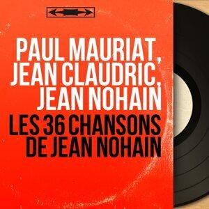 Paul Mauriat, Jean Claudric, Jean Nohain 歌手頭像
