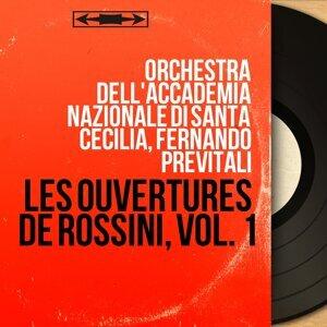 Orchestra dell'Accademia Nazionale di Santa Cecilia, Fernando Previtali 歌手頭像