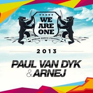 Paul van Dyk, Arnej 歌手頭像