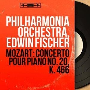 Philharmonia Orchestra, Edwin Fischer 歌手頭像
