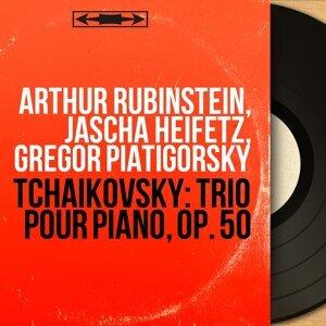 Arthur Rubinstein, Jascha Heifetz, Gregor Piatigorsky 歌手頭像