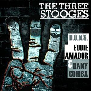 D.O.N.S., Eddie Amador, Dany Cohiba 歌手頭像