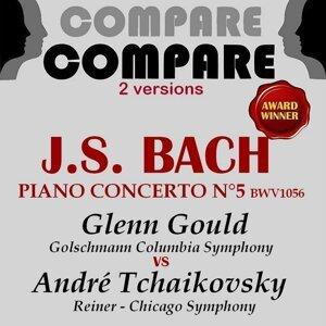 Glenn Gould, André Tchaikowsky 歌手頭像