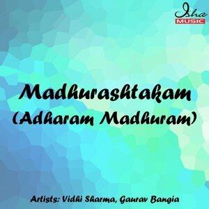 Vidhi Sharma, Gaurav Bangia 歌手頭像