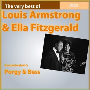 Louis Armstrong, Ella Fitzgerald 歌手頭像