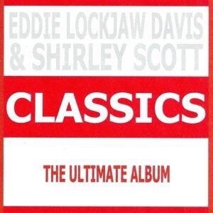 Eddie Lockjaw Davis, Shirley Scott 歌手頭像