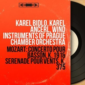 Karel Bidlo, Karel Ancerl, Wind Instruments of Prague Chamber Orchestra 歌手頭像