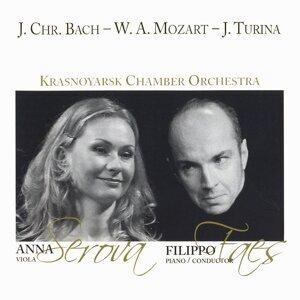 Krasnoyarsk Chamber Orchestra, Filippo Faes, Anna Serova 歌手頭像