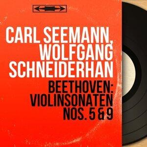Carl Seemann, Wolfgang Schneiderhan 歌手頭像