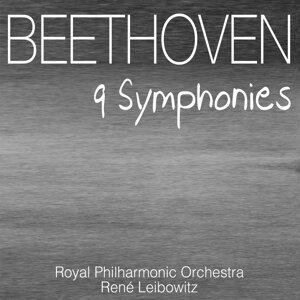 The Royal Philharmonic Orchestra, René Leibowitz 歌手頭像