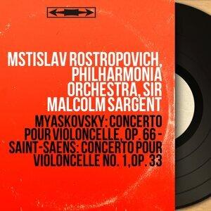 Mstislav Rostropovich, Philharmonia Orchestra, Sir Malcolm Sargent 歌手頭像