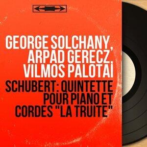 George Solchany, Arpad Gerecz, Vilmos Palotai 歌手頭像