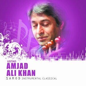 Ustad Amjad Ali Khan Sarod 歌手頭像