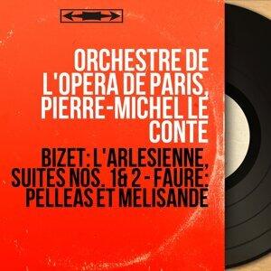 Orchestre de l'Opéra de Paris, Pierre-Michel Le Conte 歌手頭像
