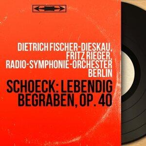Dietrich Fischer-Dieskau, Fritz Rieger, Radio-Symphonie-Orchester Berlin 歌手頭像