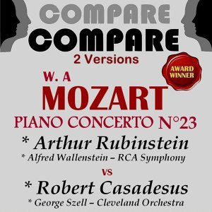 Arthur Rubinstein, Robert Casadesus 歌手頭像