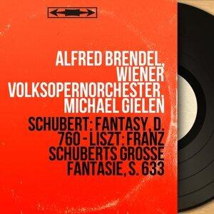 Alfred Brendel, Wiener Volksopernorchester, Michael Gielen 歌手頭像