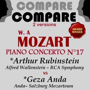Arthur Rubinstein, Geza Anda 歌手頭像