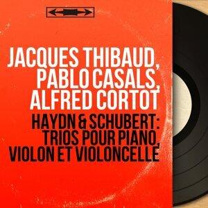 Jacques Thibaud, Pablo Casals, Alfred Cortot 歌手頭像
