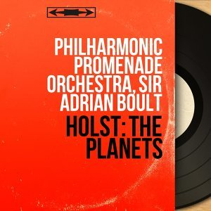 Philharmonic Promenade Orchestra, Sir Adrian Boult 歌手頭像