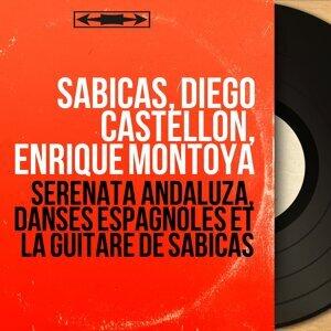 Sabicas, Diego Castellón, Enrique Montoya 歌手頭像
