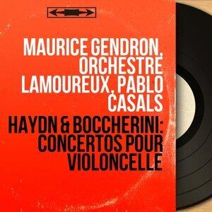 Maurice Gendron, Orchestre Lamoureux, Pablo Casals 歌手頭像