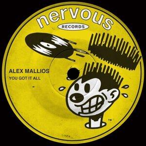 Alex Mallios 歌手頭像