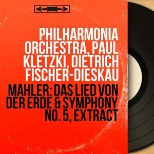 Philharmonia Orchestra, Paul Kletzki, Dietrich Fischer-Dieskau 歌手頭像