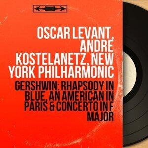 Oscar Levant, Andre Kostelanetz, New York Philharmonic 歌手頭像