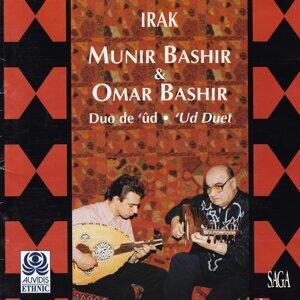 Omar Bashir, Munir Bashir 歌手頭像