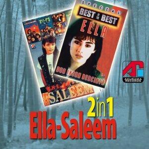 Saleem Iklim, Ella 歌手頭像