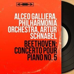 Alceo Galliera, Philharmonia Orchestra, Artur Schnabel 歌手頭像