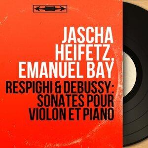 Jascha Heifetz, Emanuel Bay 歌手頭像