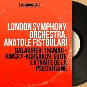London Symphony Orchestra, Anatole Fistoulari 歌手頭像