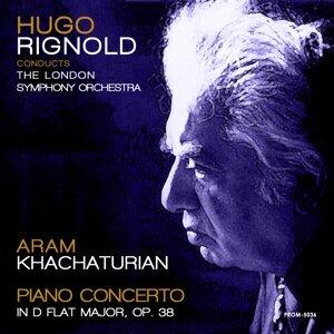London Symphony Orchestra, Hugo Rignold, Peter Katin 歌手頭像