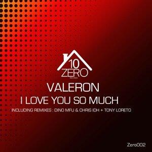 Valeron 歌手頭像